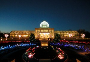 Lewis-Ginter-GardenFest-of-Lights_Conservatory