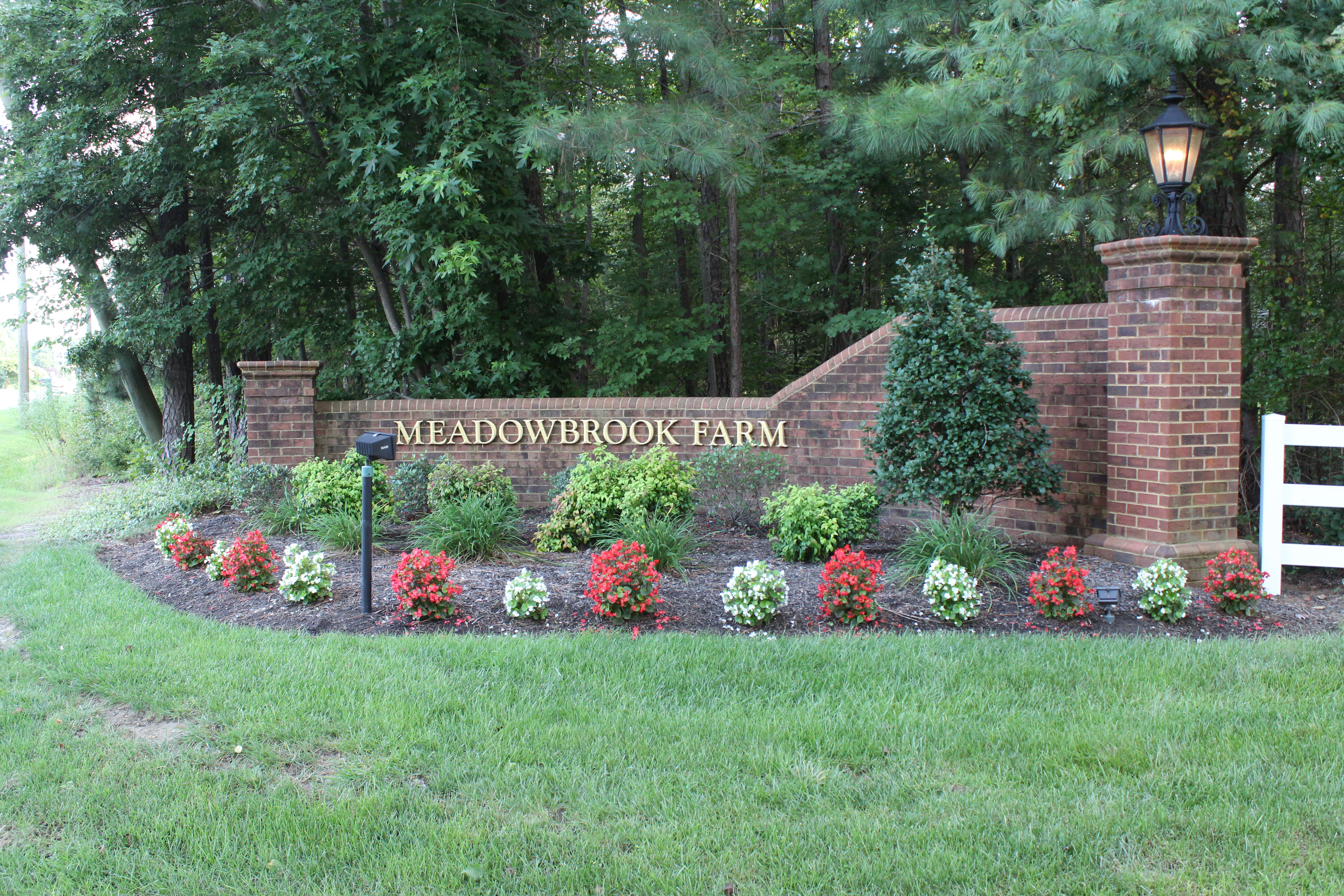 Meadowbrook farm welcome homeowner 39 s association for The meadowbrook
